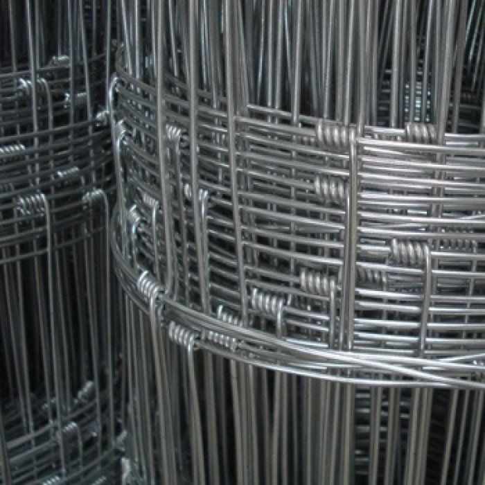 CYNEGETIC KNOTTED WIRE MESH