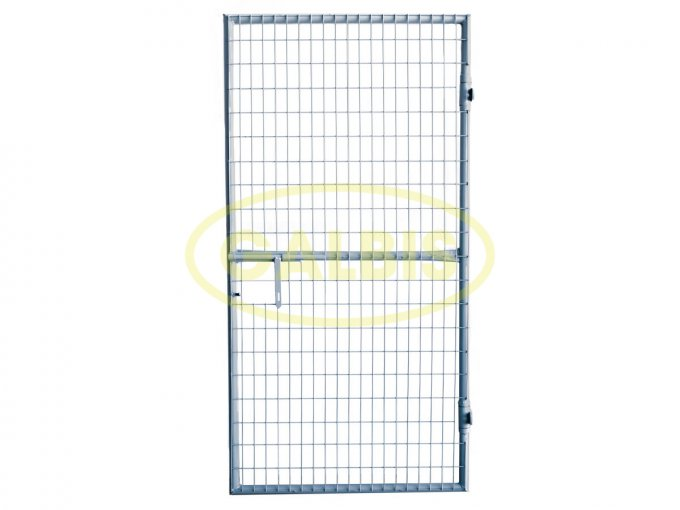 PANEL GATE 100/50/4 COATED WITH POLYESTER POWDER